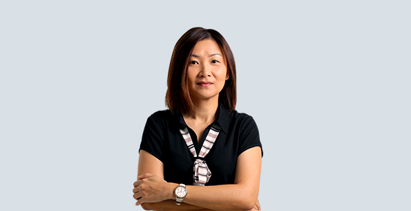 Cheryl Kwa - Creative Group Head